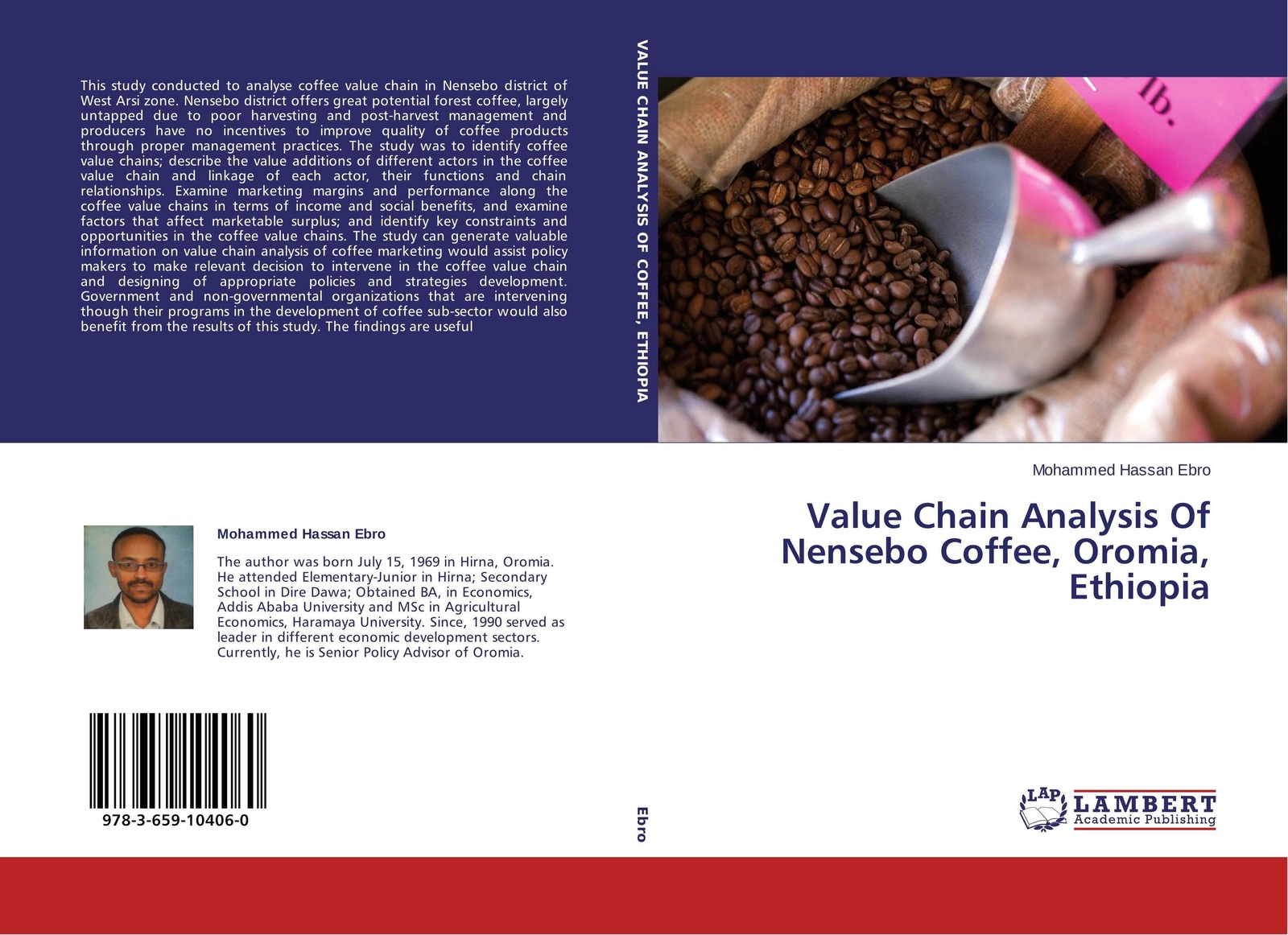 Mohammed Hassan Ebro Value Chain Analysis Of Nensebo Coffee, Oromia, Ethiopia the story of coffee