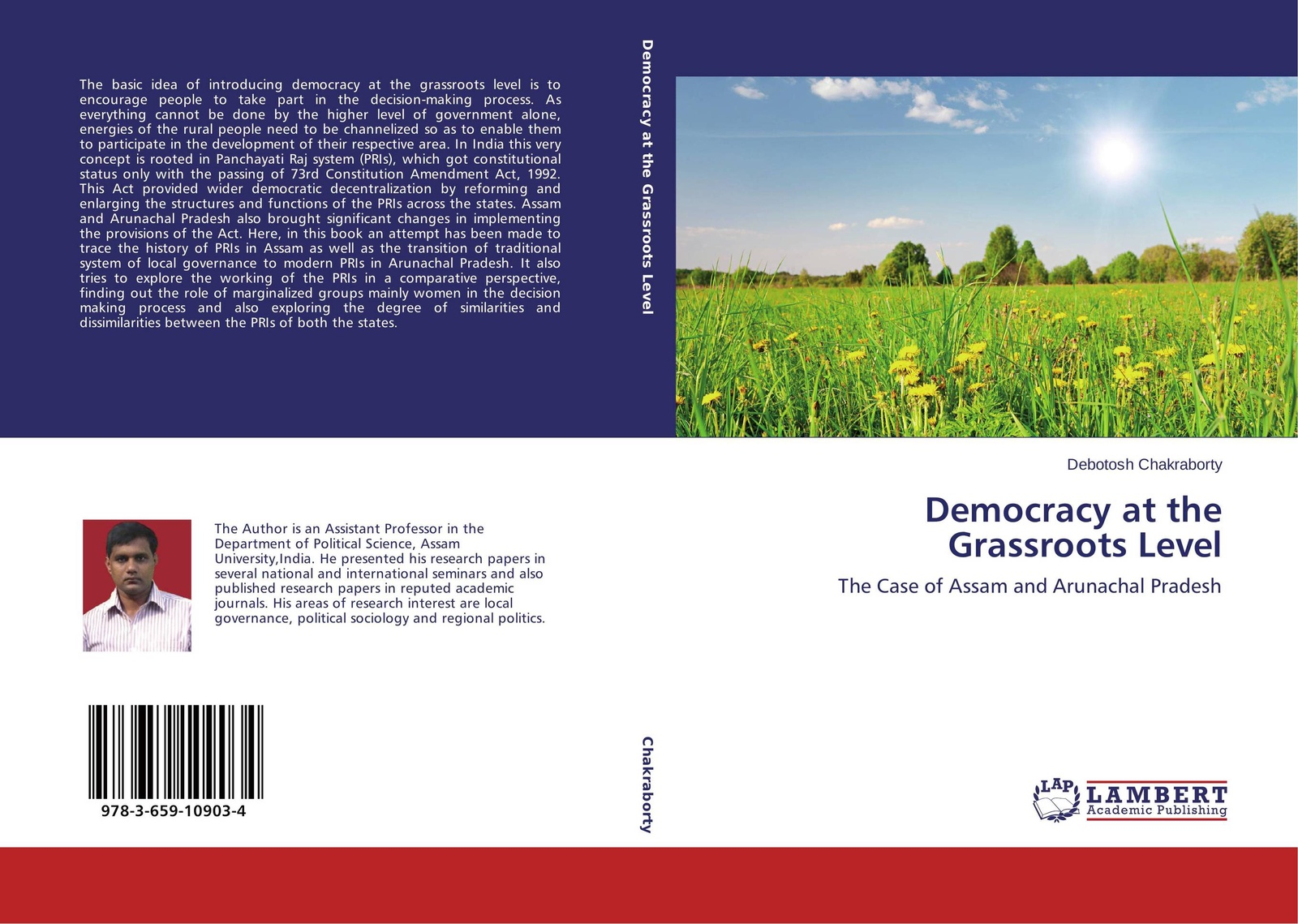 купить Debotosh Chakraborty Democracy at the Grassroots Level по цене 6190 рублей