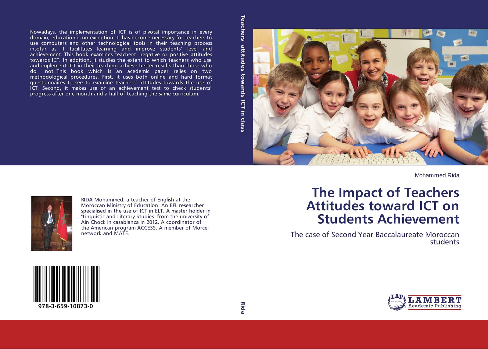Mohammed Rida The Impact of Teachers Attitudes toward ICT on Students Achievement цена