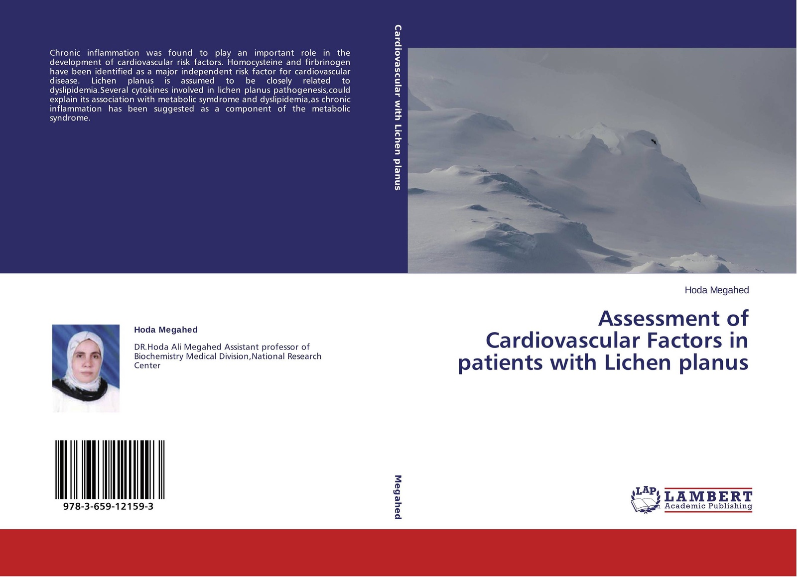 Hoda Megahed Assessment of Cardiovascular Factors in patients with Lichen planus vaibhav kumar and latha s oral lichen planus a diagnostic marker of chronic liver disease
