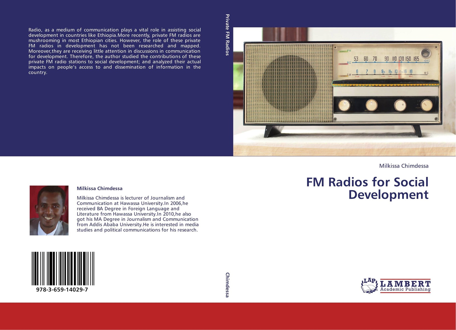 Milkissa Chimdessa FM Radios for Social Development fm radio language and its effect on the young listeners