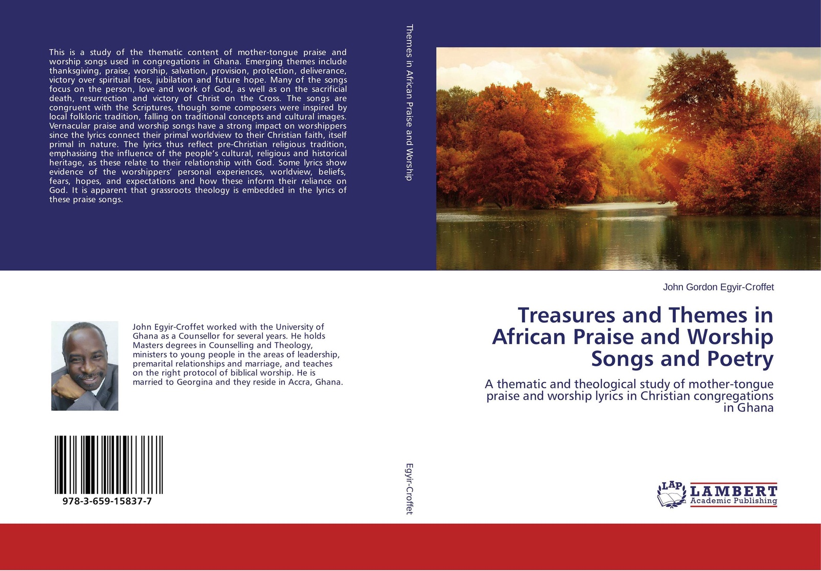 John Gordon Egyir-Croffet Treasures and Themes in African Praise and Worship Songs and Poetry the worshippers