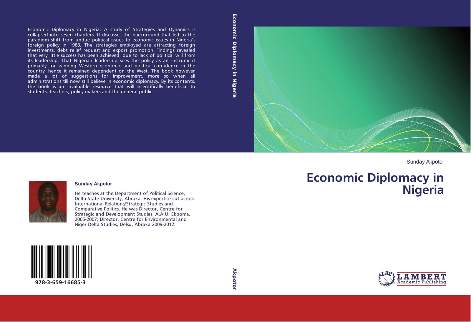 Sunday Akpotor Economic Diplomacy in Nigeria economic and political impacts of business improvement district