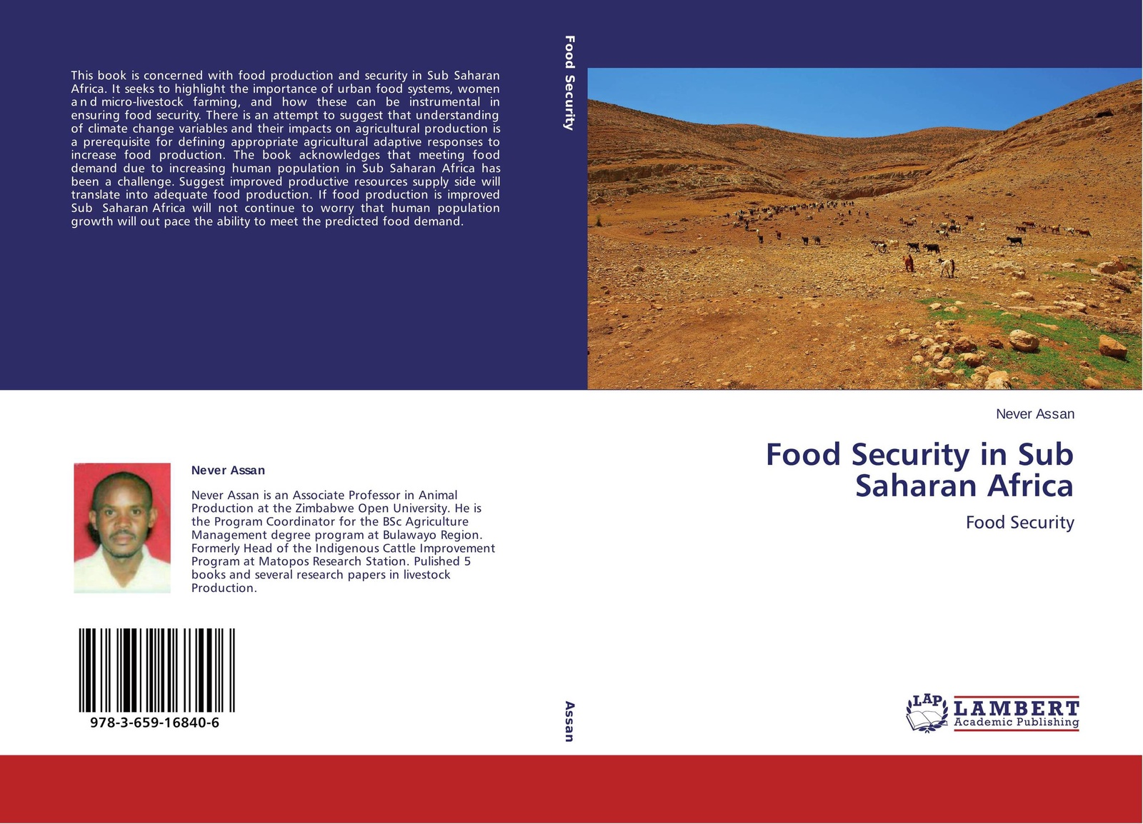 Never Assan Food Security in Sub Saharan Africa wayne martindale global food security and supply