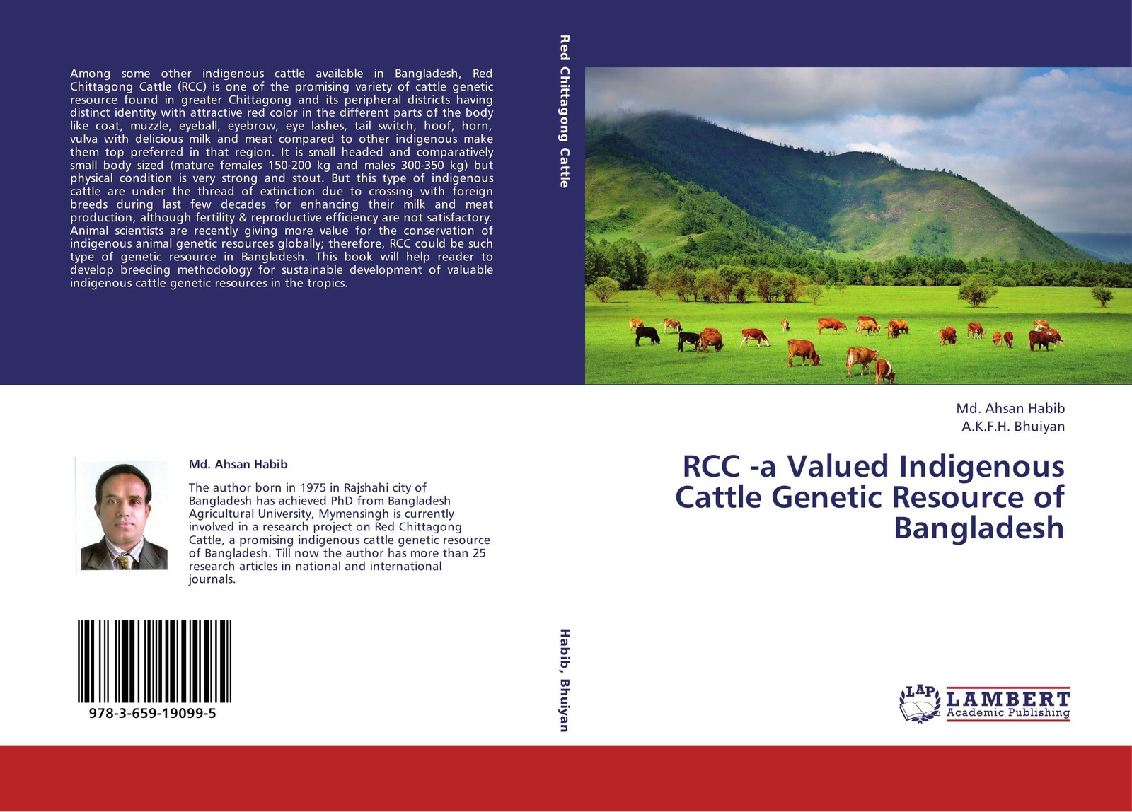 Md. Ahsan Habib and A.K.F.H. Bhuiyan RCC -a Valued Indigenous Cattle Genetic Resource of Bangladesh aging problems of indigenous people of bangladesh