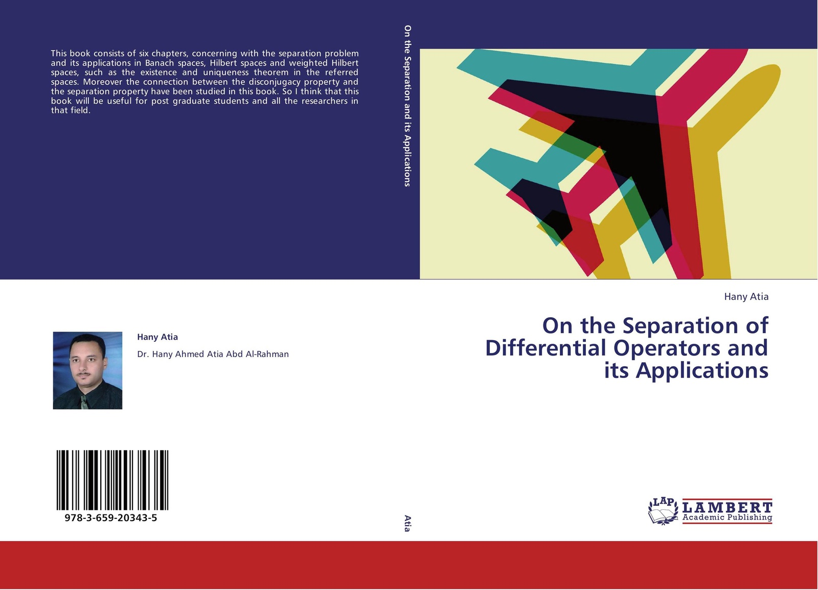 цены Hany Atia On the Separation of Differential Operators and its Applications