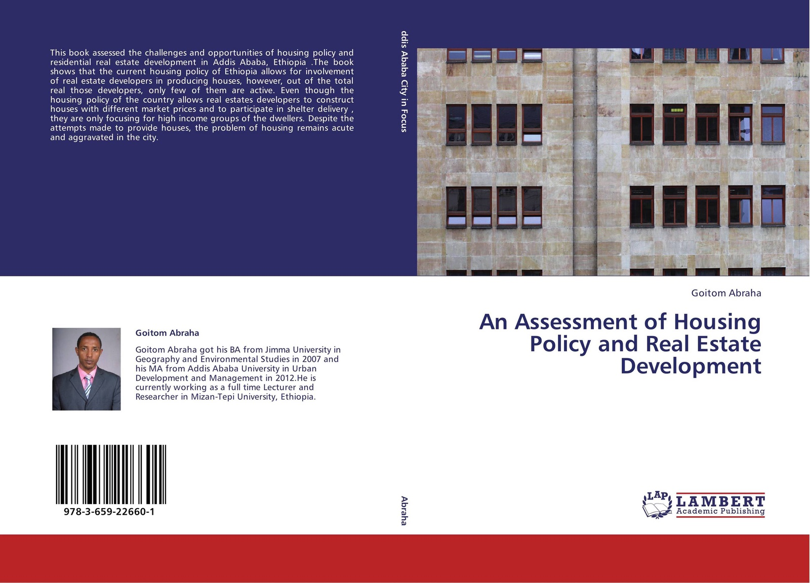 Goitom Abraha An Assessment of Housing Policy and Real Estate Development