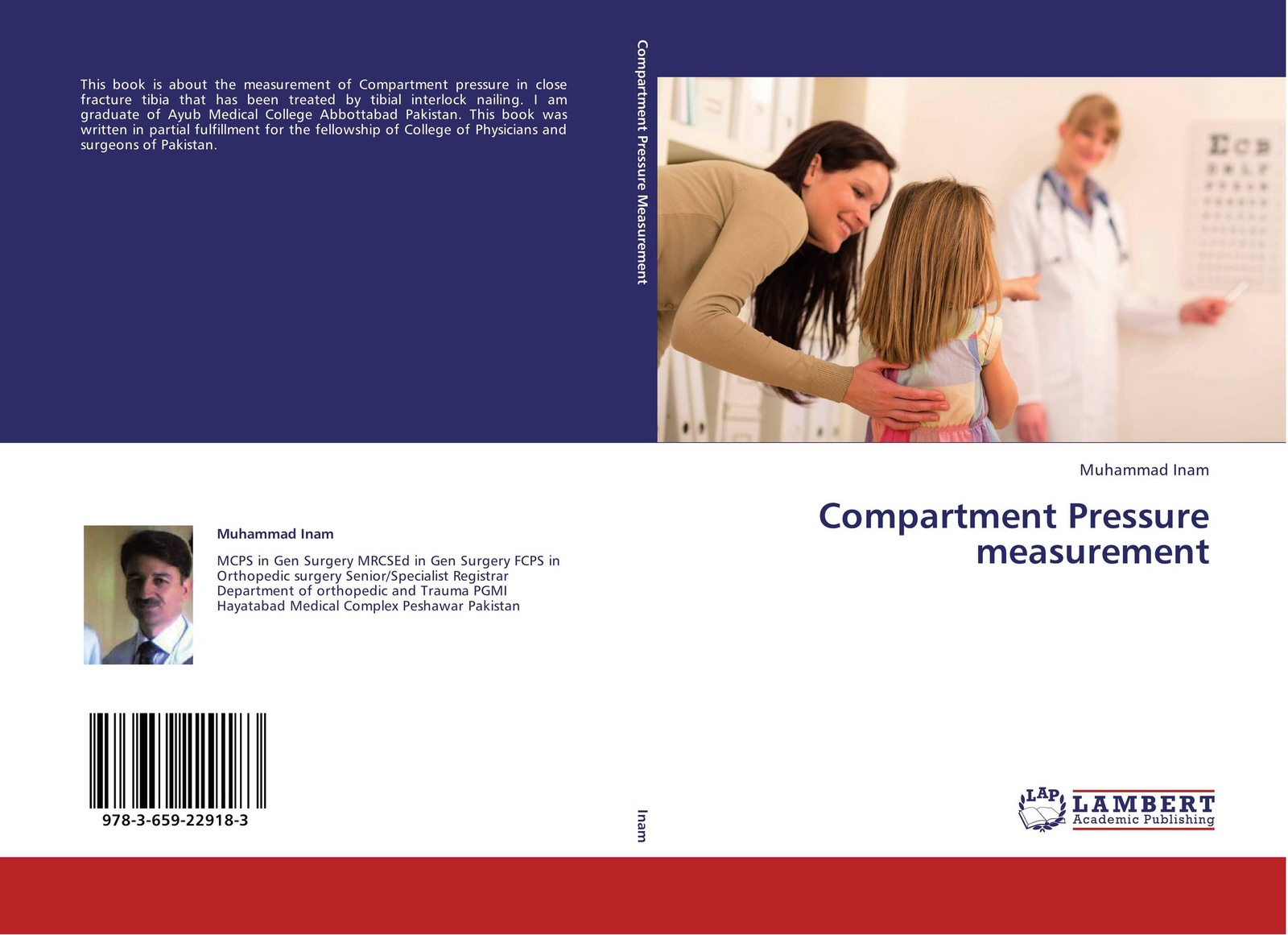 Muhammad Inam Compartment Pressure measurement muhammad altaf qureshi universalization of primary education in pakistan