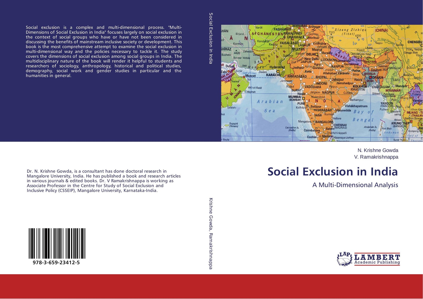 N. Krishne Gowda and V. Ramakrishnappa Social Exclusion in India romani exclusion in france