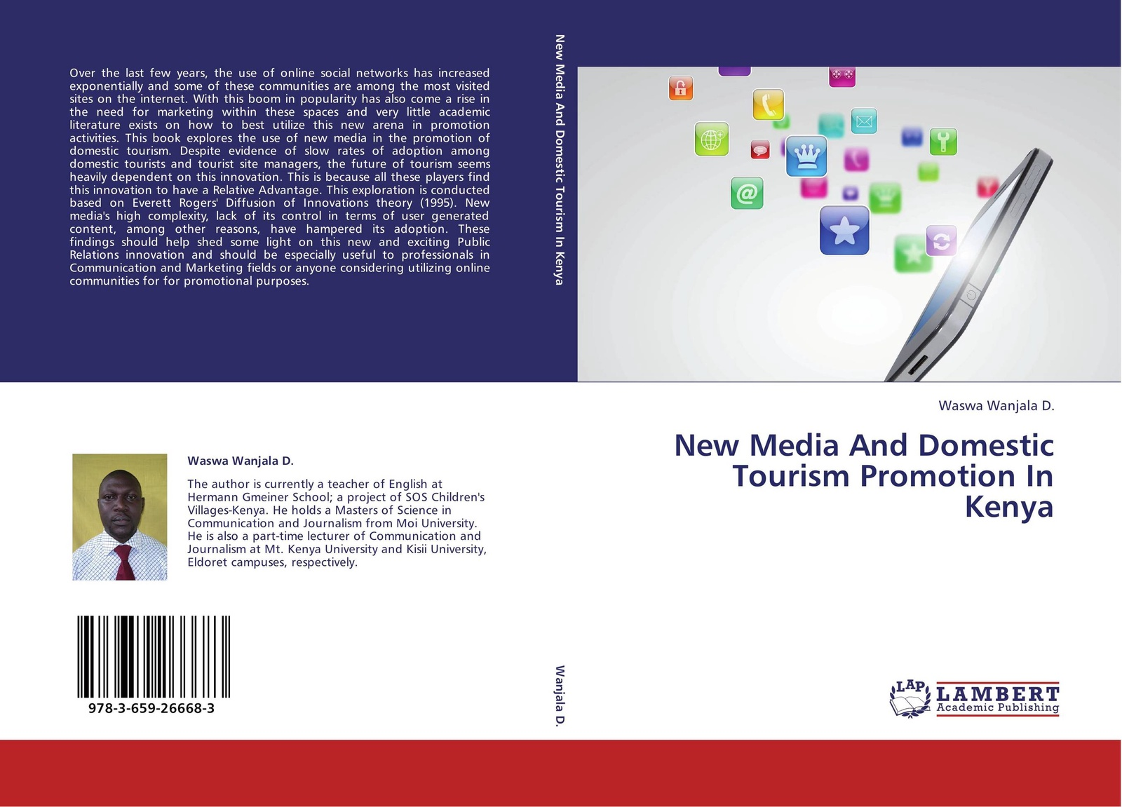 Waswa Wanjala D. New Media And Domestic Tourism Promotion In Kenya media promotion