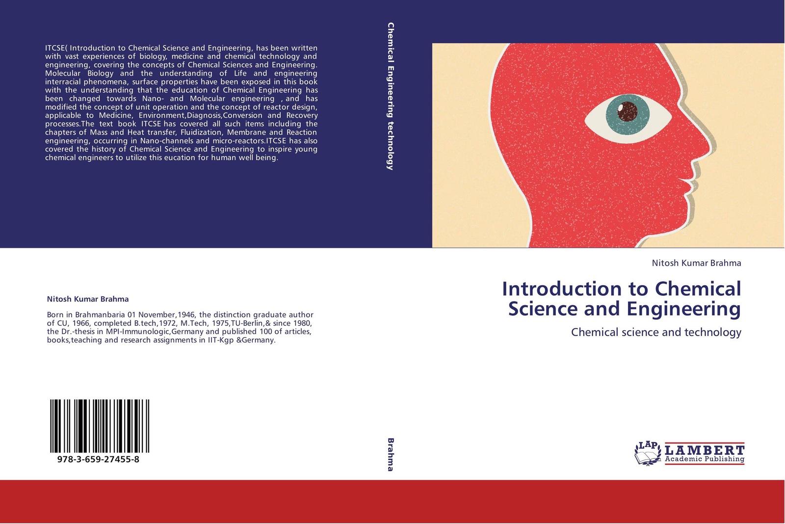 купить Nitosh Kumar Brahma Introduction to Chemical Science and Engineering онлайн