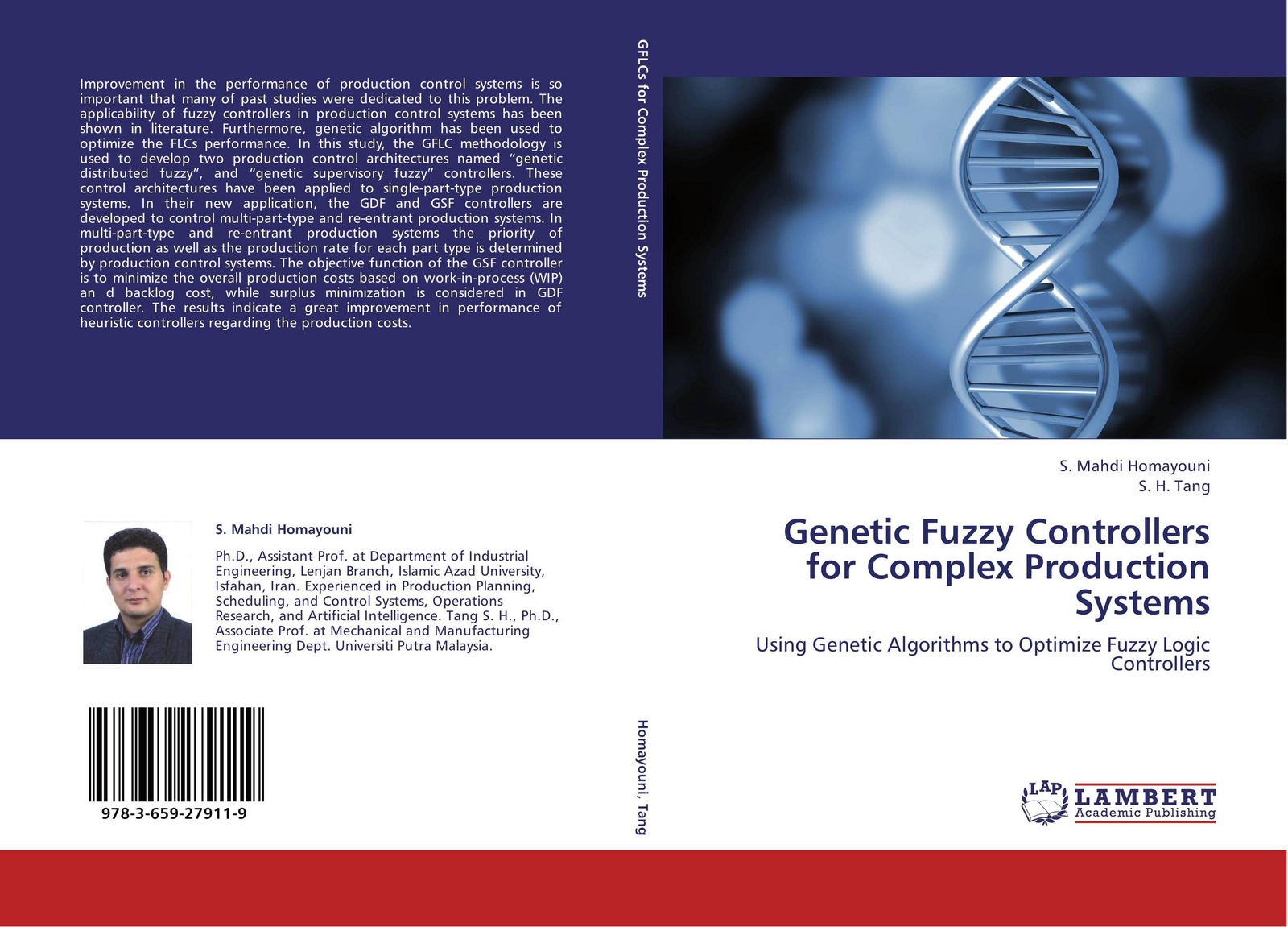S. Mahdi Homayouni and S. H. Tang Genetic Fuzzy Controllers for Complex Production Systems didanna habtamu lemma livestock production systems in the tropics