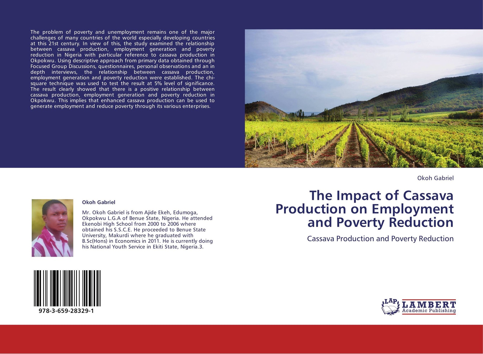 Okoh Gabriel The Impact of Cassava Production on Employment and Poverty Reduction mary goretty oyella basic education poverty reduction and the realisation of equality in northern uganda