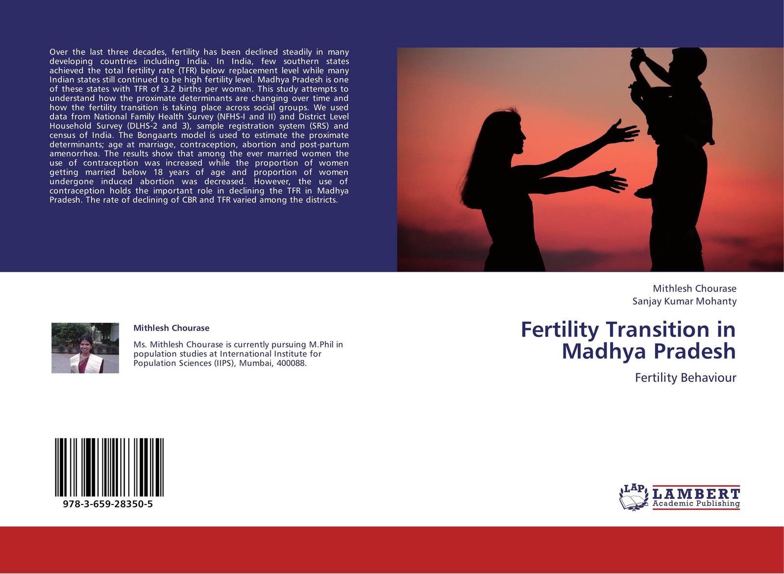 купить Mithlesh Chourase and Sanjay Kumar Mohanty Fertility Transition in Madhya Pradesh по цене 3944 рублей