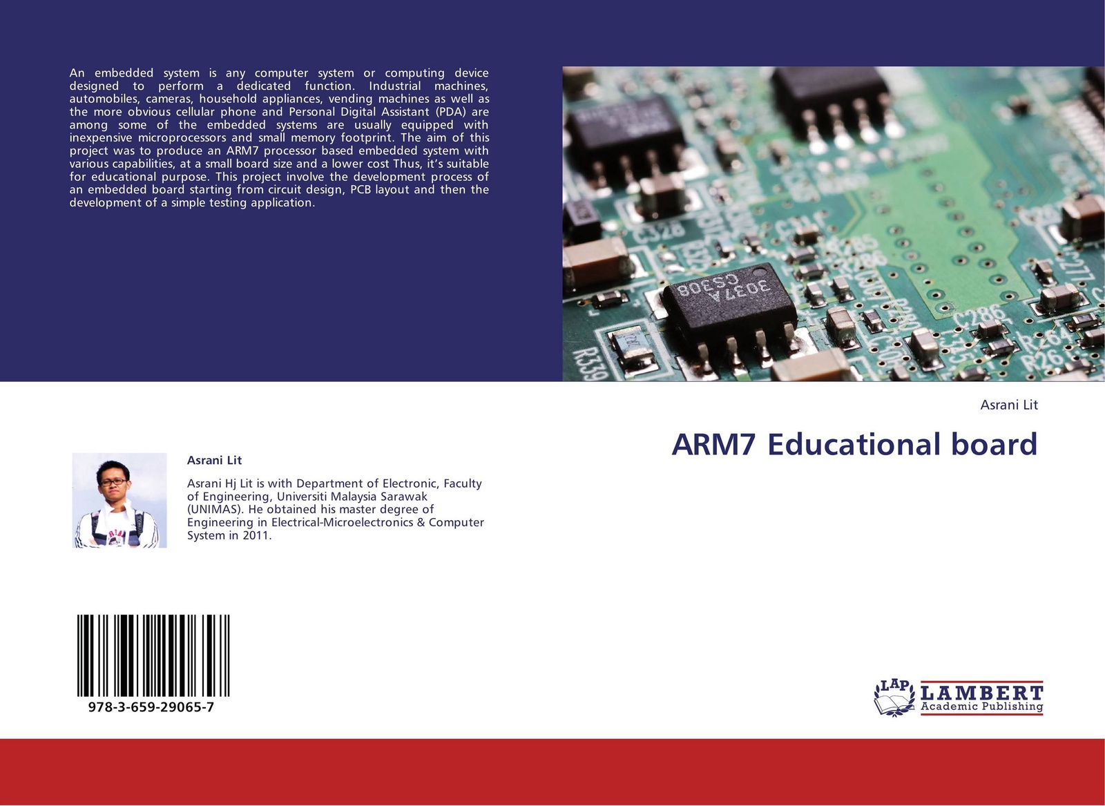 Фото - Asrani Lit ARM7 Educational board module stm8a discovery include 2 boards stm8 development board embedded st link v2 can lin