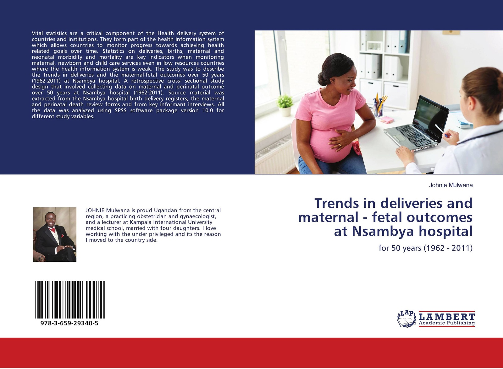 Johnie Mulwana Trends in deliveries and maternal - fetal outcomes at Nsambya hospital maternal correlates of low birth weight deliveries