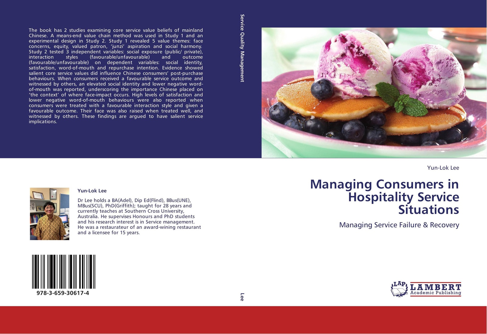Yun-Lok Lee Managing Consumers in Hospitality Service Situations color as a method of influence on consumers