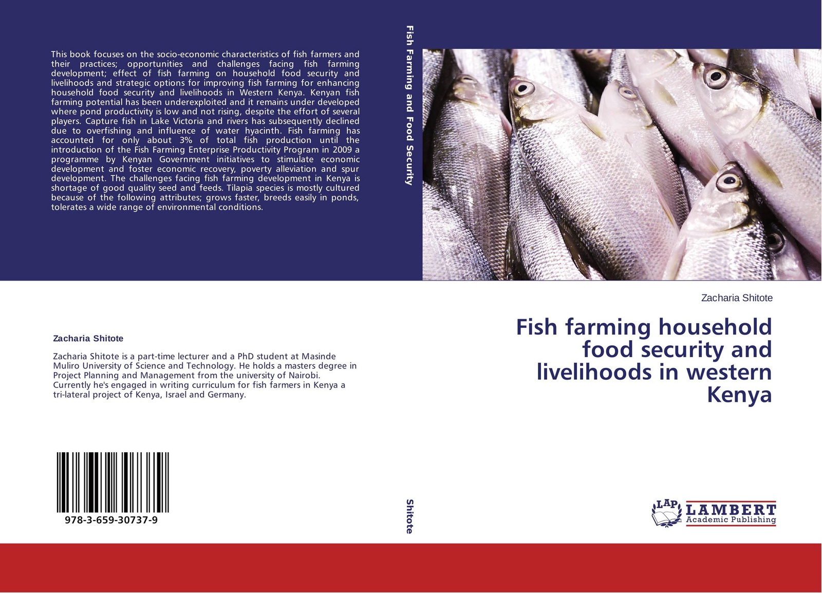 Zacharia Shitote Fish farming household food security and livelihoods in western Kenya women s indigenous knowledge in household food security