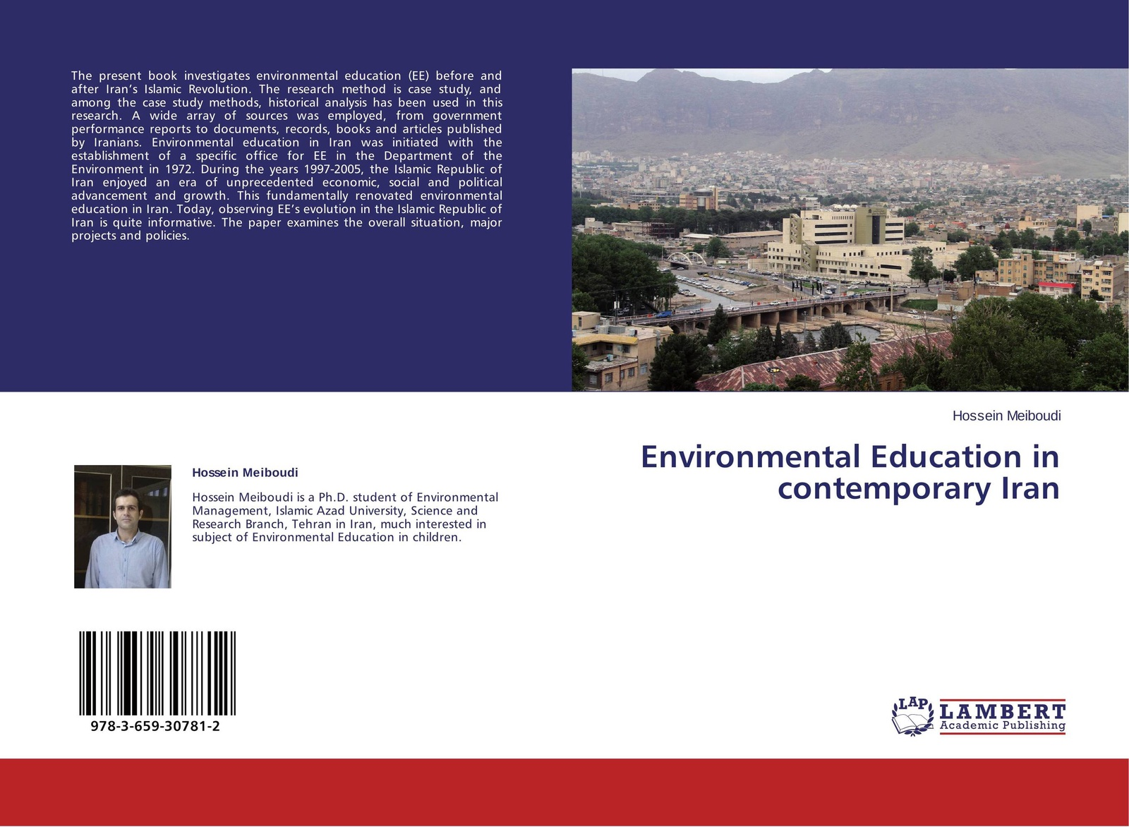 Hossein Meiboudi Environmental Education in contemporary Iran suggestions for iran and the world