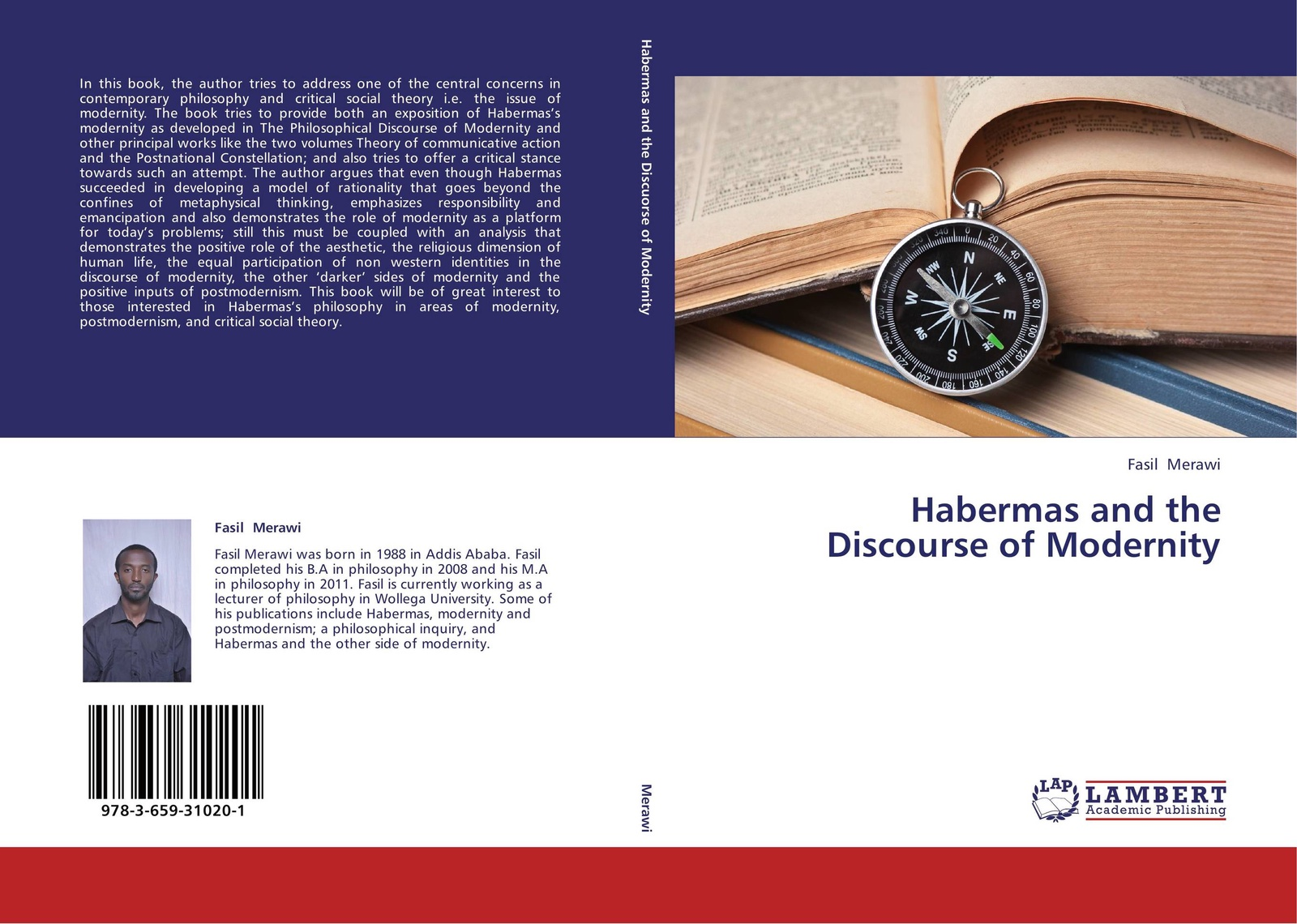 Fasil Merawi Habermas and the Discourse of Modernity capitalism and modernity the great debate