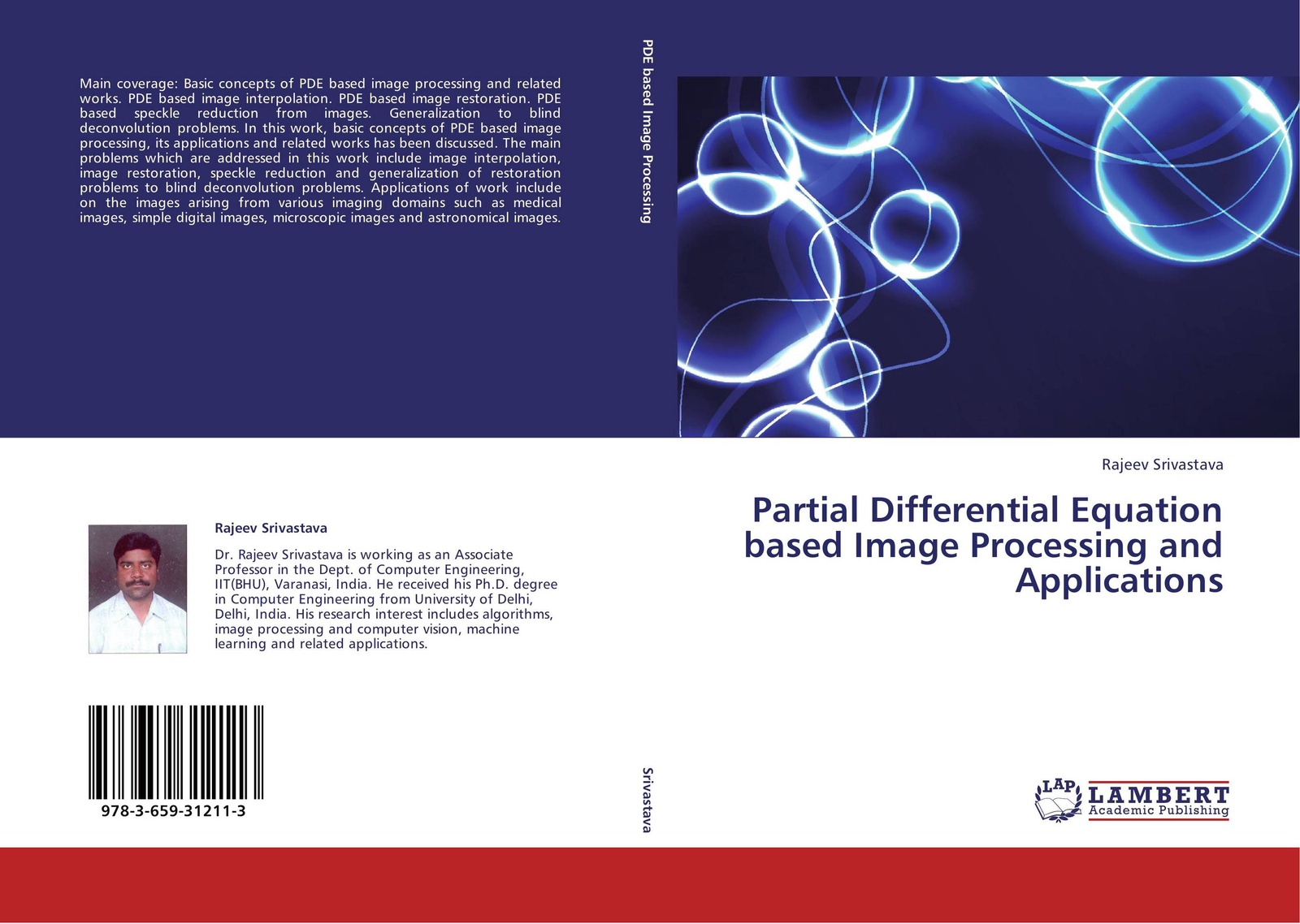Rajeev Srivastava Partial Differential Equation based Image Processing and Applications digital signature schemes based on multiple hard problems
