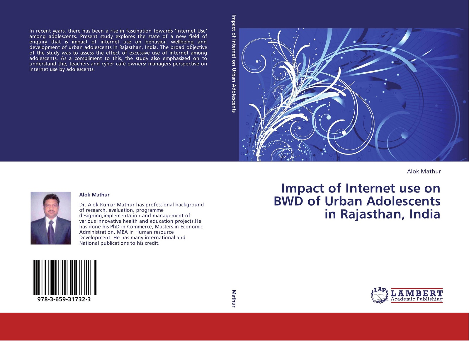 ALOK MATHUR Impact of Internet use on BWD of Urban Adolescents in Rajasthan, India