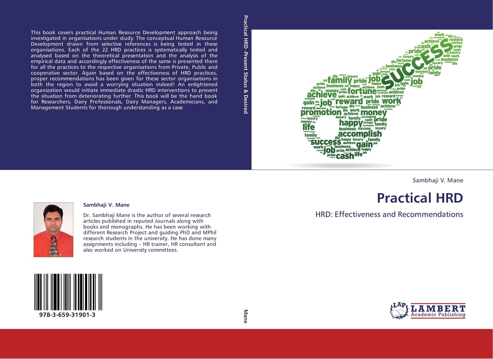 Sambhaji V. Mane Practical HRD knowledge management practices in public organization a comparative and exploratory study with private organization