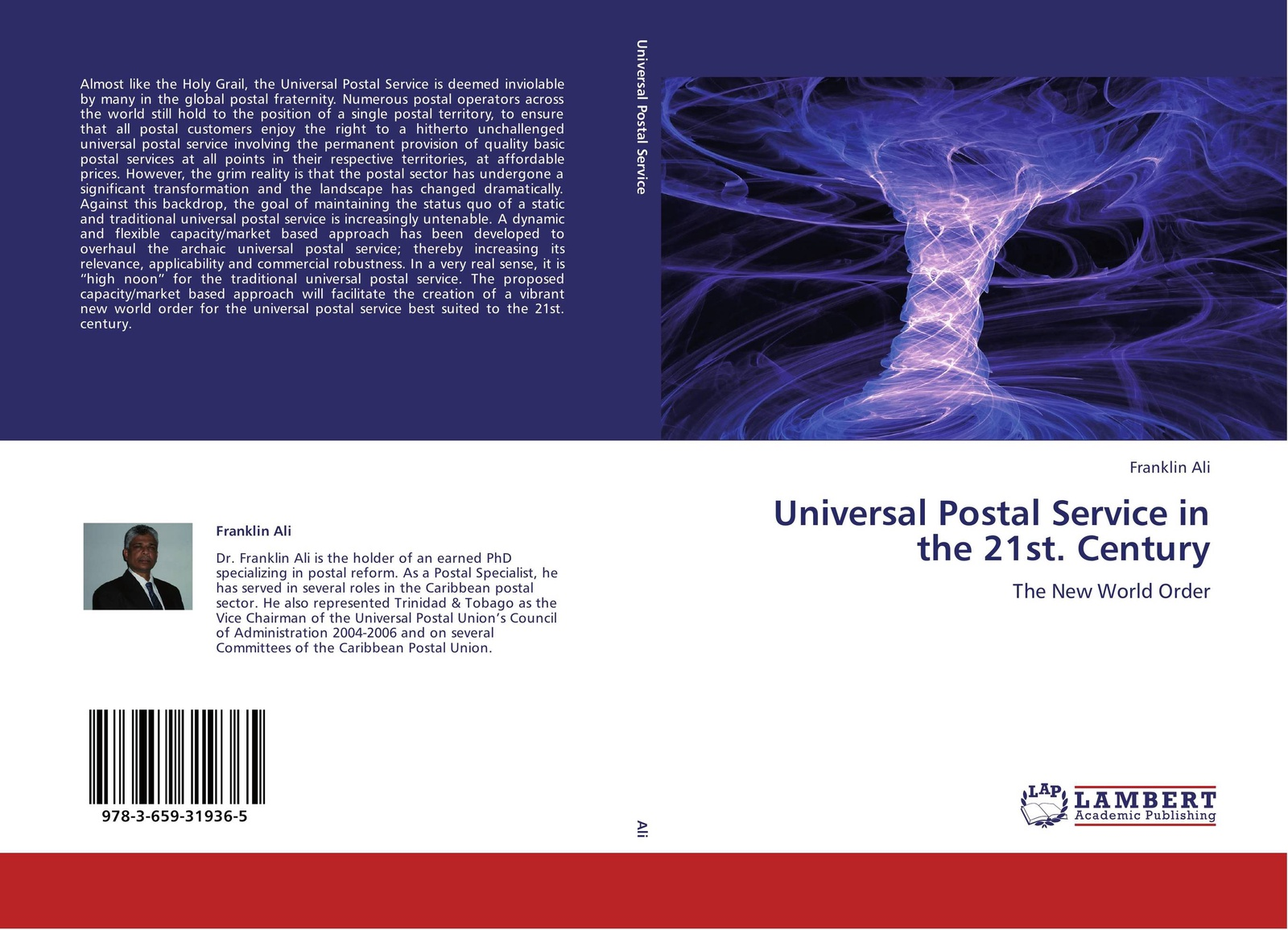 Franklin Ali Universal Postal Service in the 21st. Century