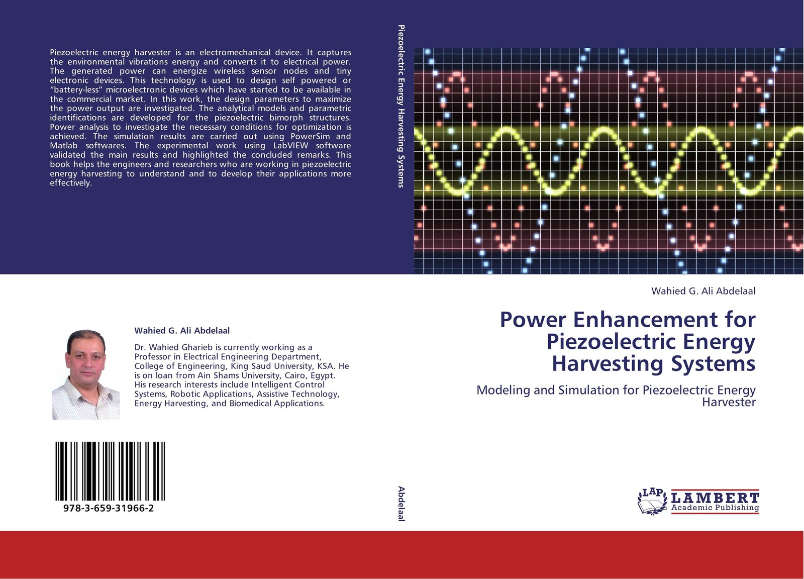 Wahied G. Ali Abdelaal Power Enhancement for Piezoelectric Energy Harvesting Systems
