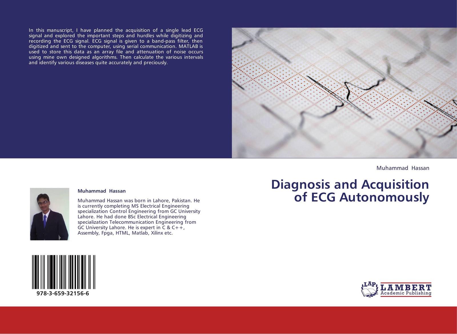 Muhammad Hassan Diagnosis and Acquisition of ECG Autonomously нордавинд ecg dongle кардиофлешка