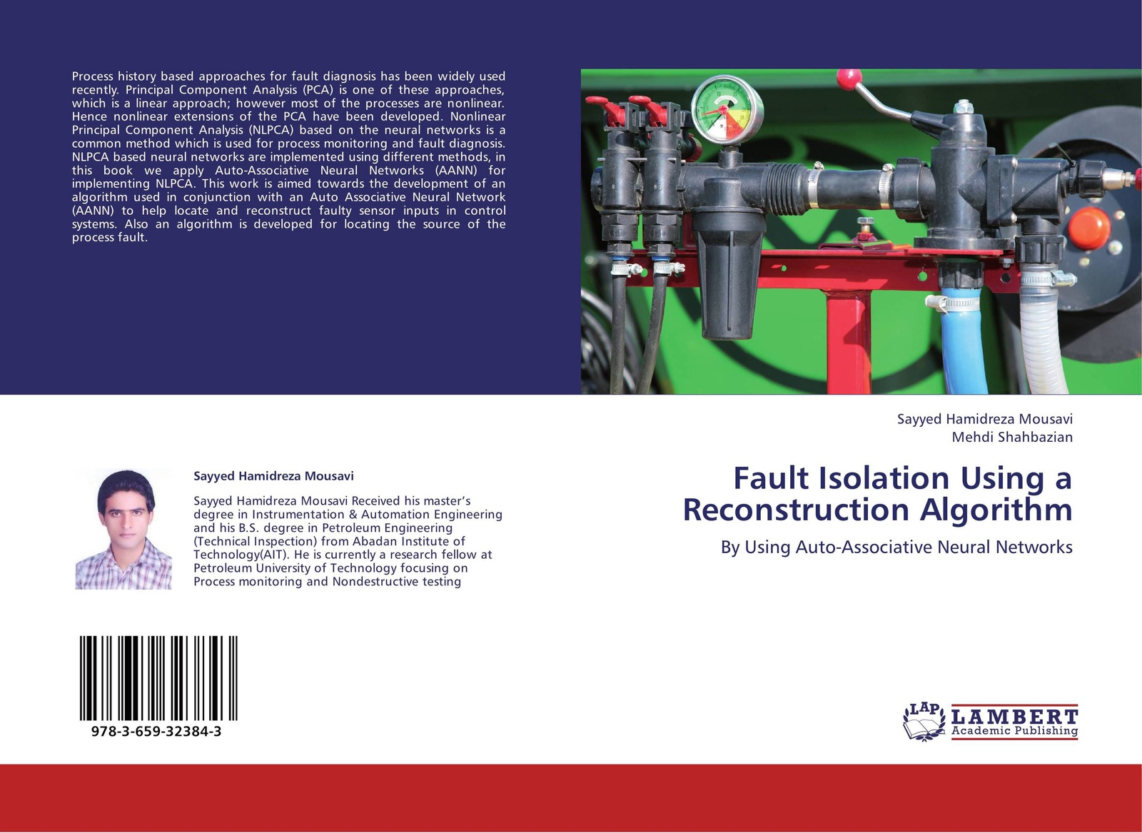 Sayyed Hamidreza Mousavi and Mehdi Shahbazian Fault Isolation Using a Reconstruction Algorithm цена