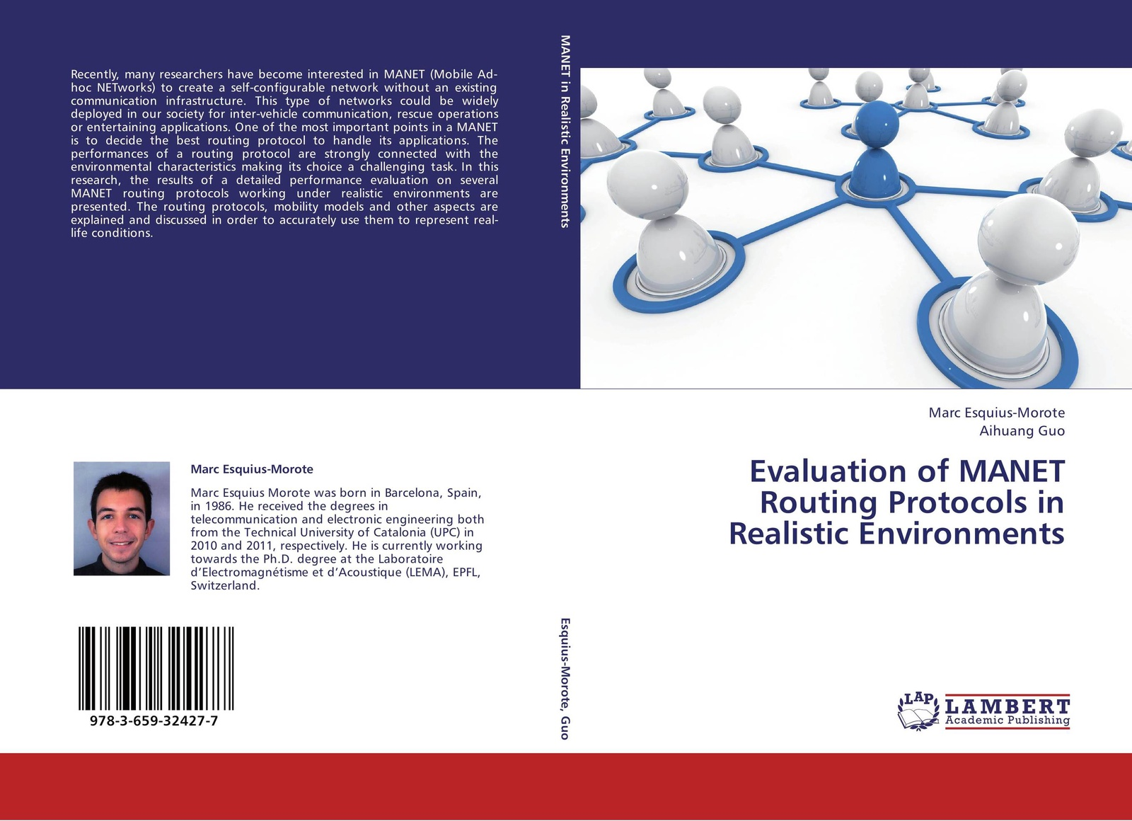 Marc Esquius-Morote and Aihuang Guo Evaluation of MANET Routing Protocols in Realistic Environments стоимость