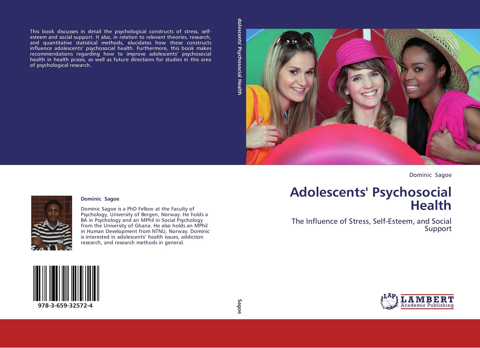Фото - Dominic Sagoe Adolescents' Psychosocial Health geraldina edward psychosocial correlates of abstinence from sex
