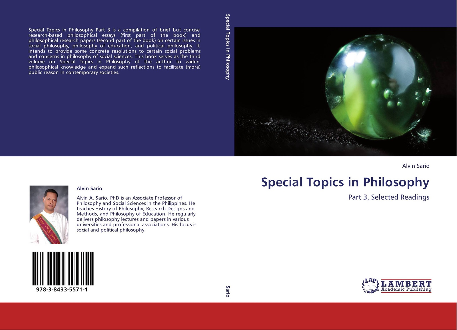 Alvin Sario Special Topics in Philosophy ted benton ian craib philosophy of social science the philosophical foundations of social thought
