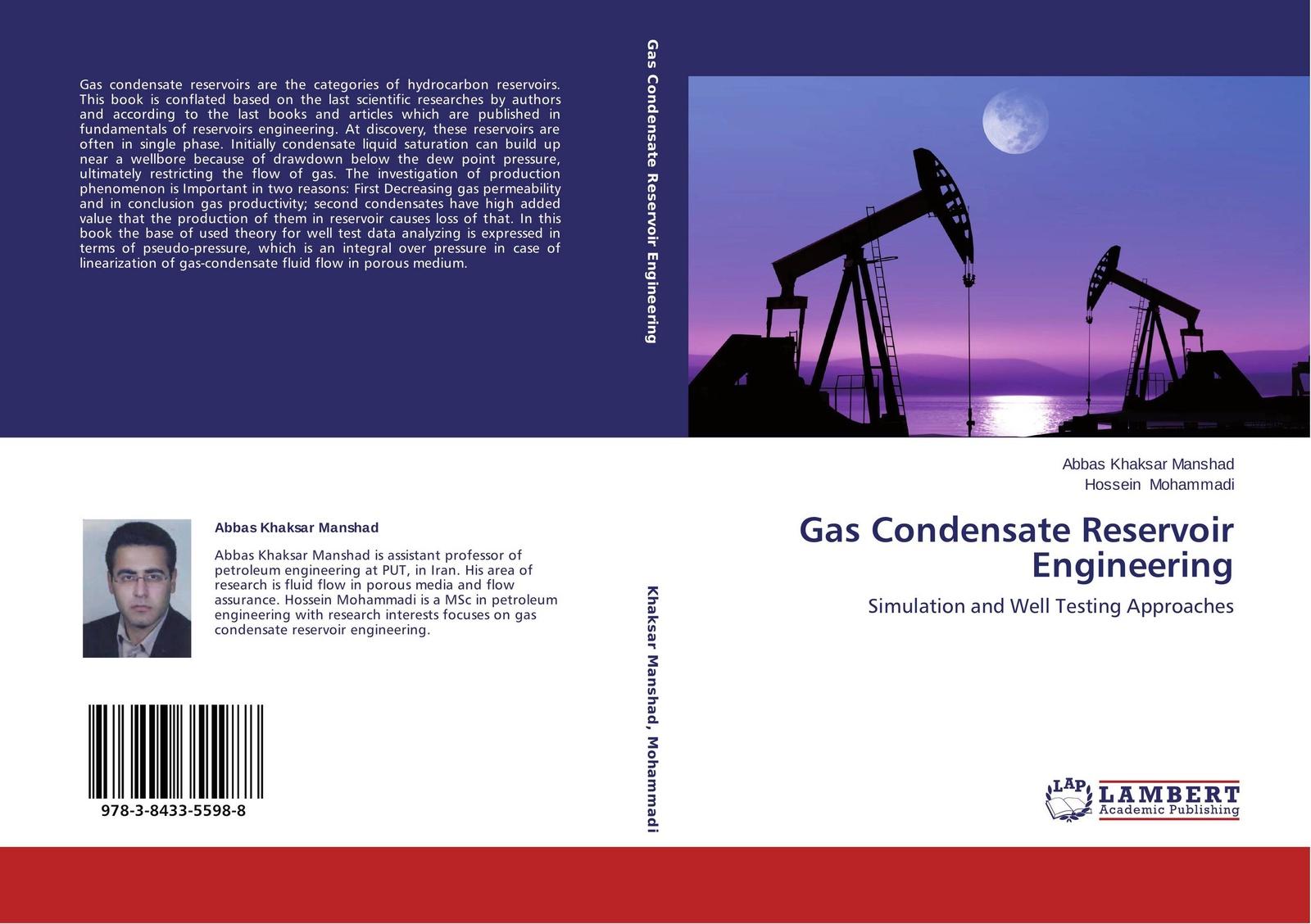 Abbas Khaksar Manshad and Hossein Mohammadi Gas Condensate Reservoir Engineering leonid buryakovsky fundamentals of the petrophysics of oil and gas reservoirs