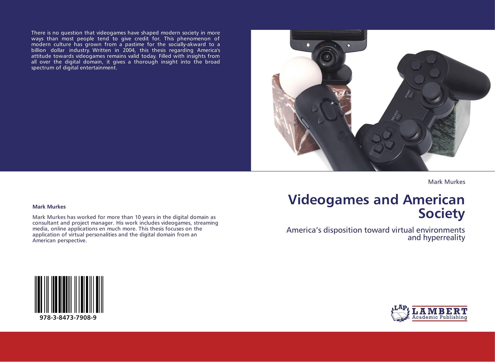 Mark Murkes Videogames and American Society grant tavinor the art of videogames