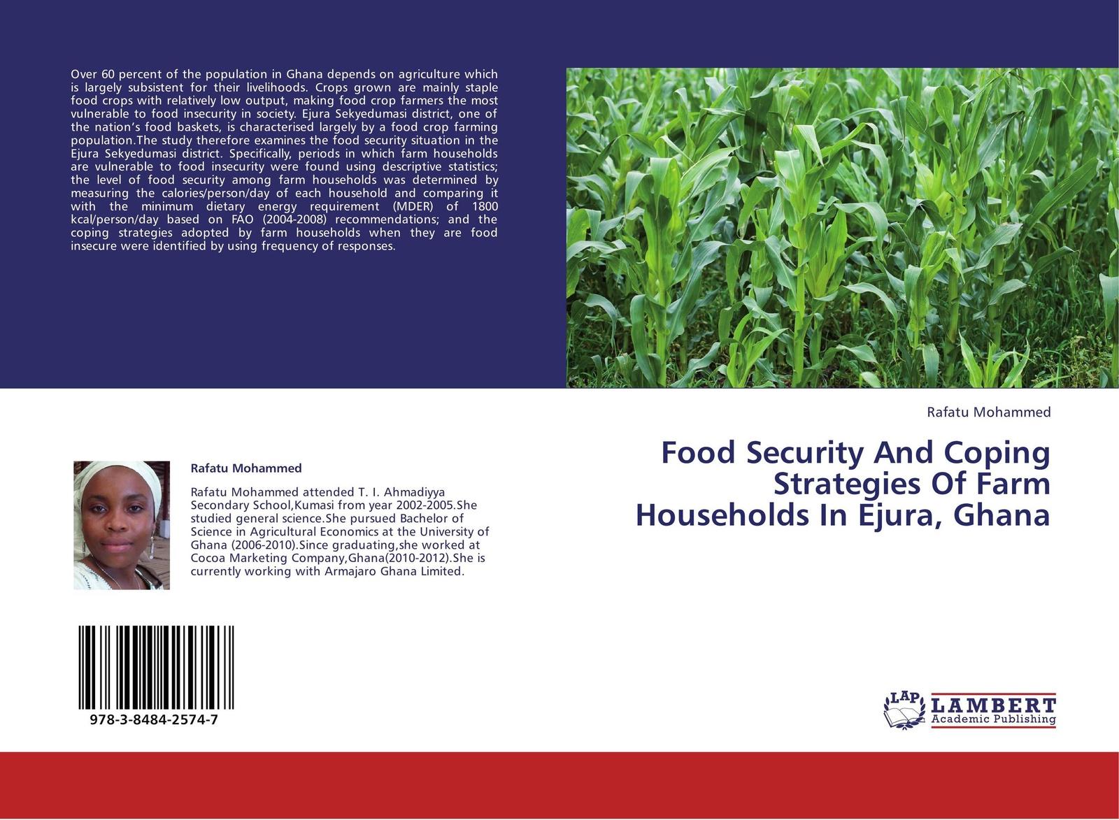 Rafatu Mohammed Food Security And Coping Strategies Of Farm Households In Ejura, Ghana women s indigenous knowledge in household food security