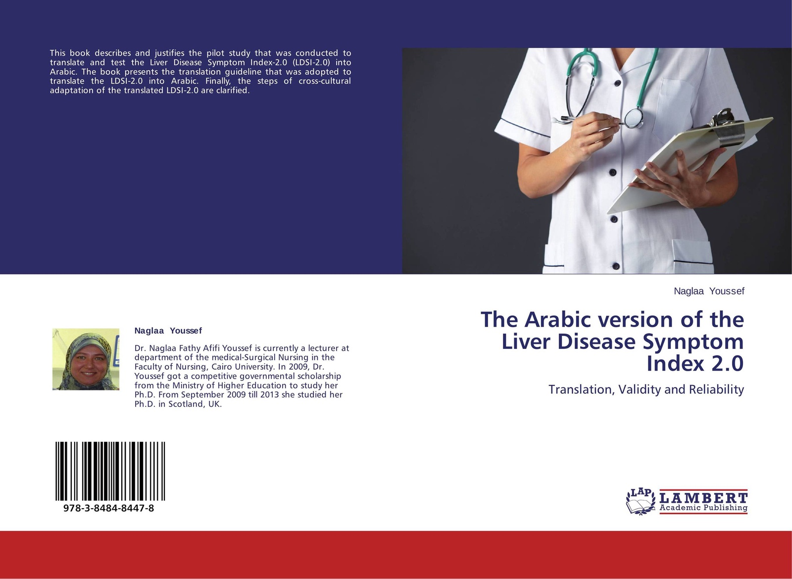 Naglaa Youssef The Arabic version of the Liver Disease Symptom Index 2.0 the translation of english compounds of the bbc news texts into arabic