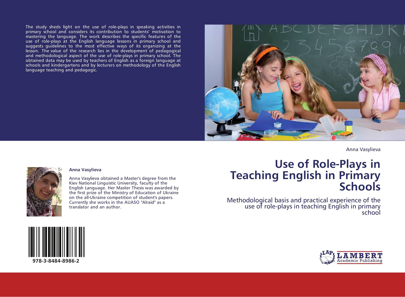 Anna Vasylieva Use of Role-Plays in Teaching English in Primary Schools ambiguity in language use