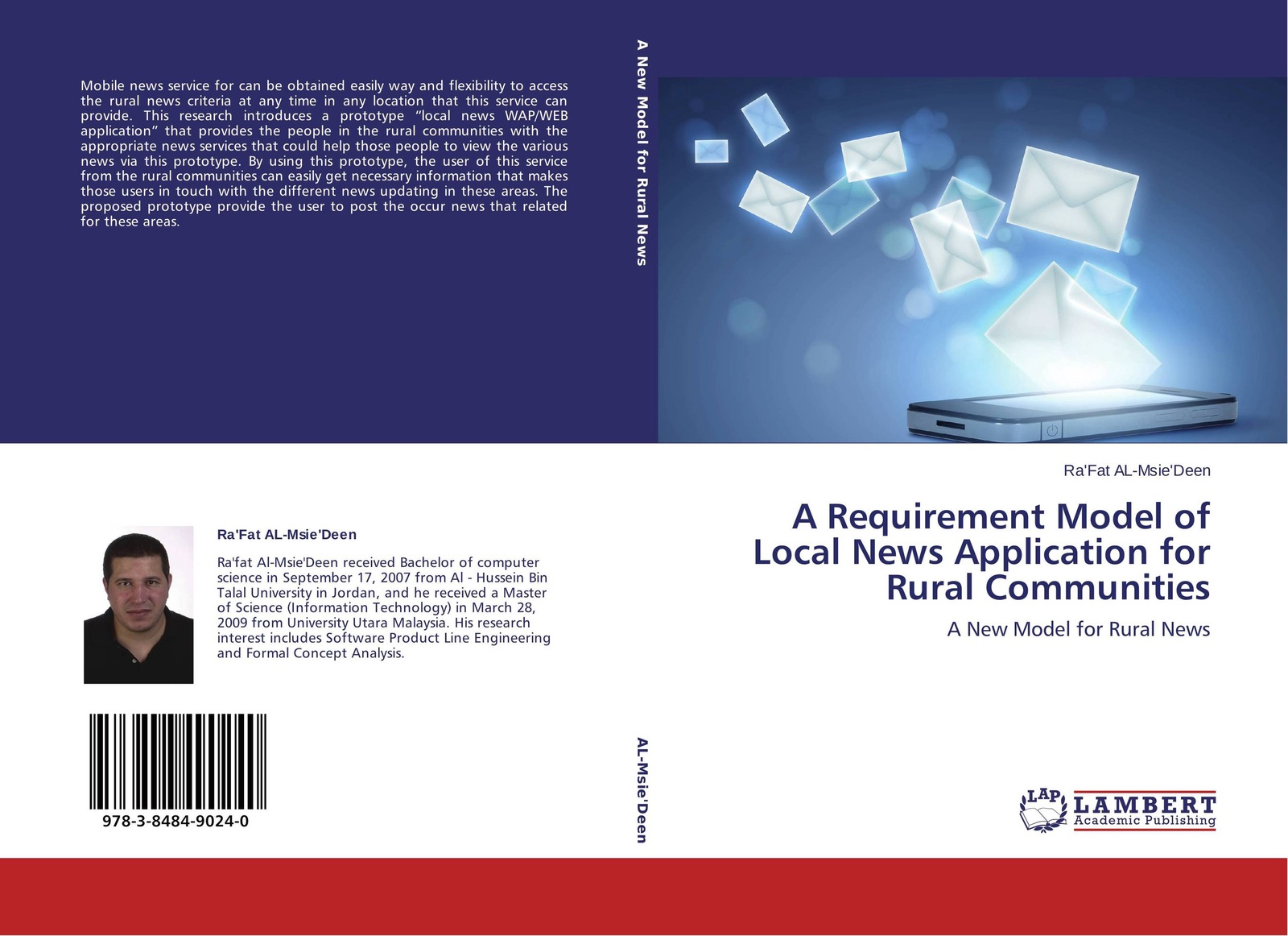 Ra'Fat AL-Msie'Deen A Requirement Model of Local News Application for Rural Communities news
