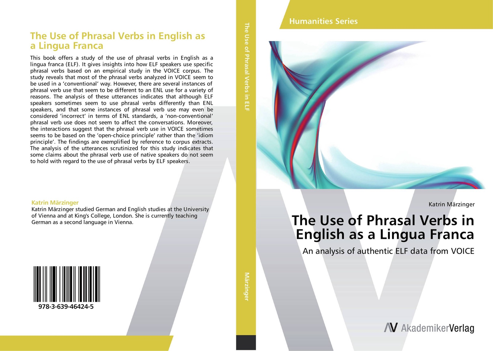 Katrin Märzinger The Use of Phrasal Verbs in English as a Lingua Franca the love verb