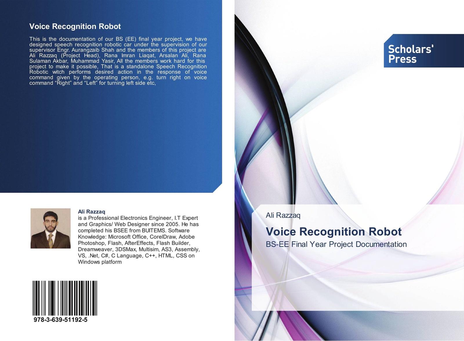 Ali Razzaq Voice Recognition Robot
