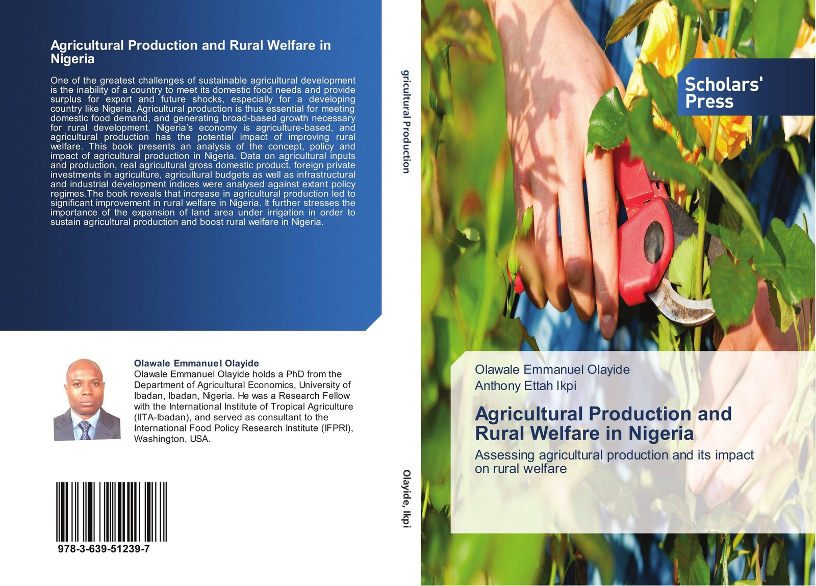 Olawale Emmanuel Olayide and Anthony Ettah Ikpi Agricultural Production and Rural Welfare in Nigeria недорго, оригинальная цена