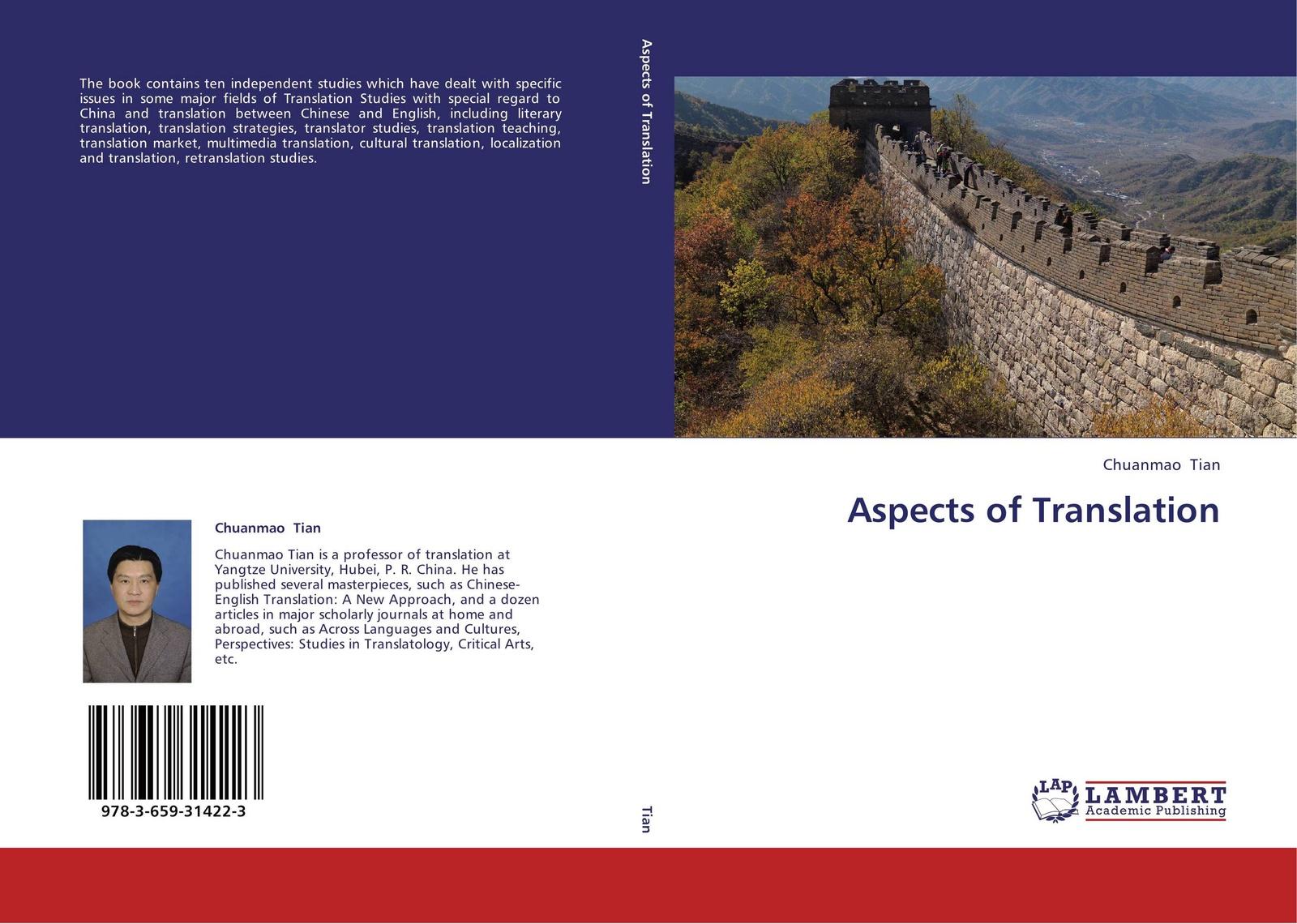 Chuanmao Tian Aspects of Translation