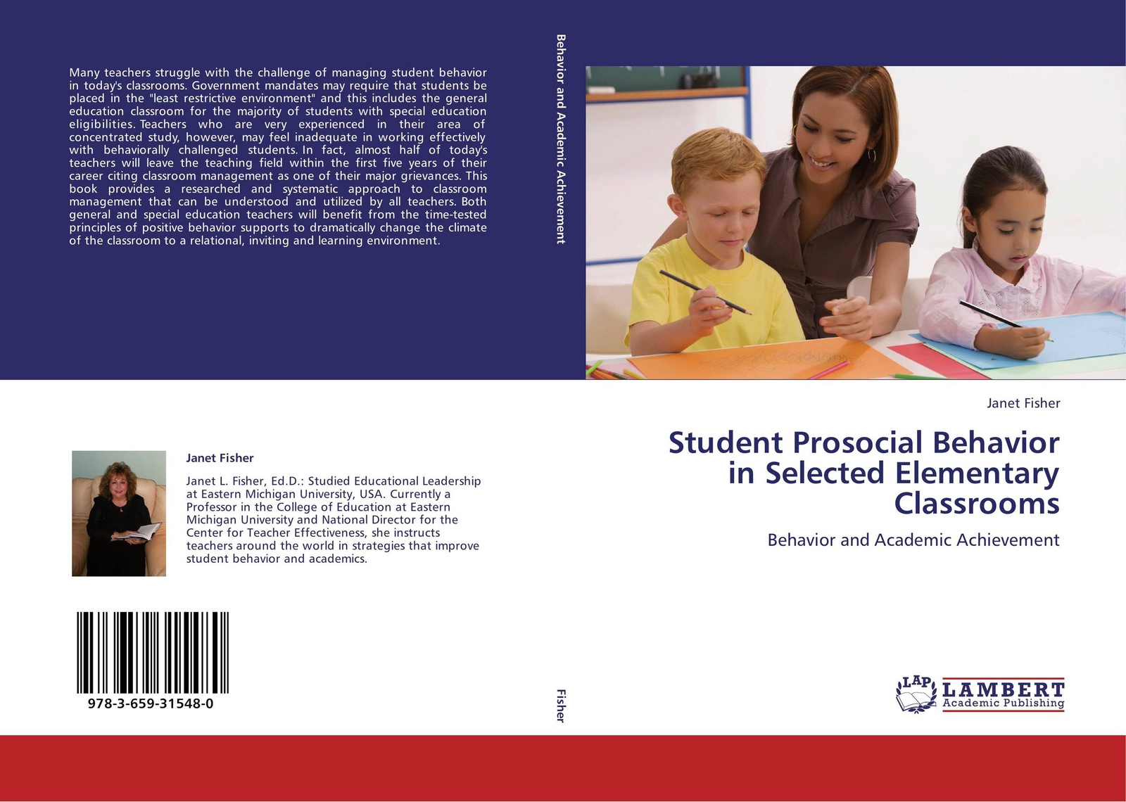 Janet Fisher Student Prosocial Behavior in Selected Elementary Classrooms linda j martin essentials of special education diversity in the classroom