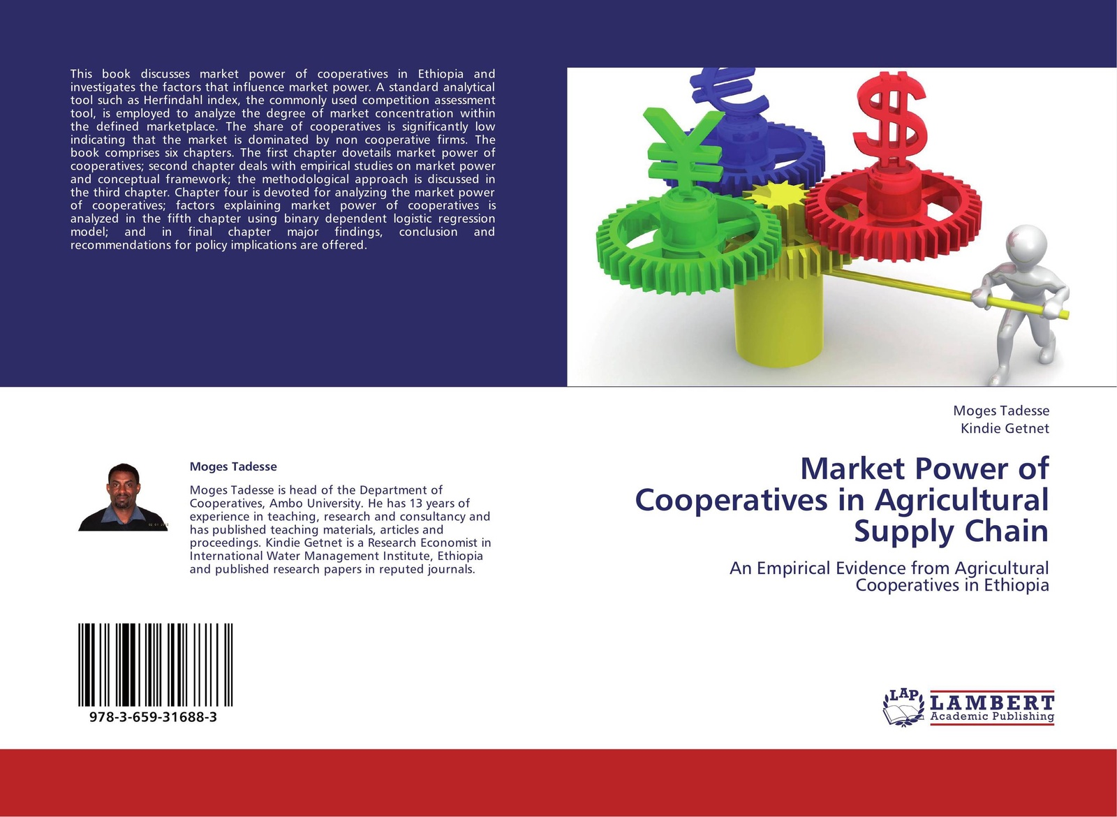 Moges Tadesse and Kindie Getnet Market Power of Cooperatives in Agricultural Supply Chain power supply bn44 00770a psfl940h06a l40hfp esm is used