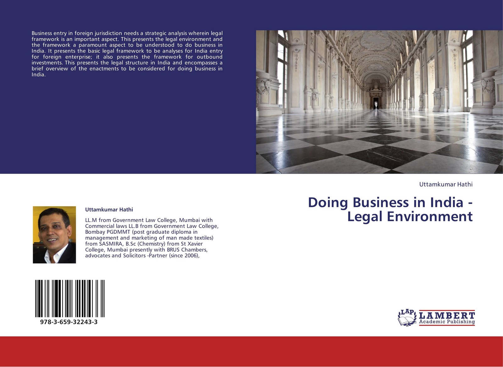 Uttamkumar Hathi Doing Business in India - Legal Environment public administration and development improving accountability responsiveness and legal framework
