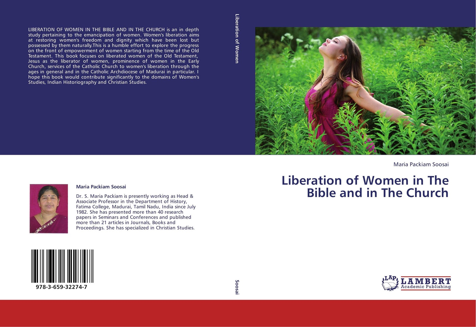 Maria Packiam Soosai Liberation of Women in The Bible and Church