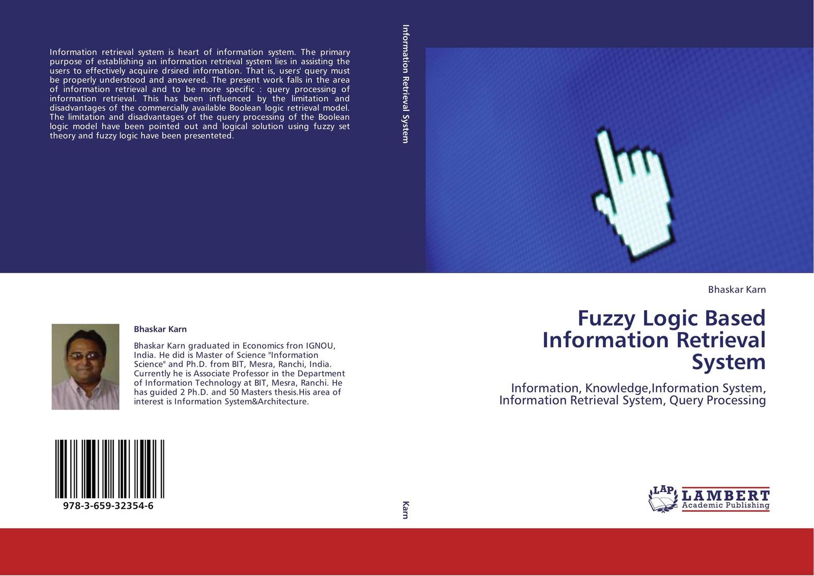 Bhaskar Karn Fuzzy Logic Based Information Retrieval System christian sallaberry geographical information retrieval in textual corpora