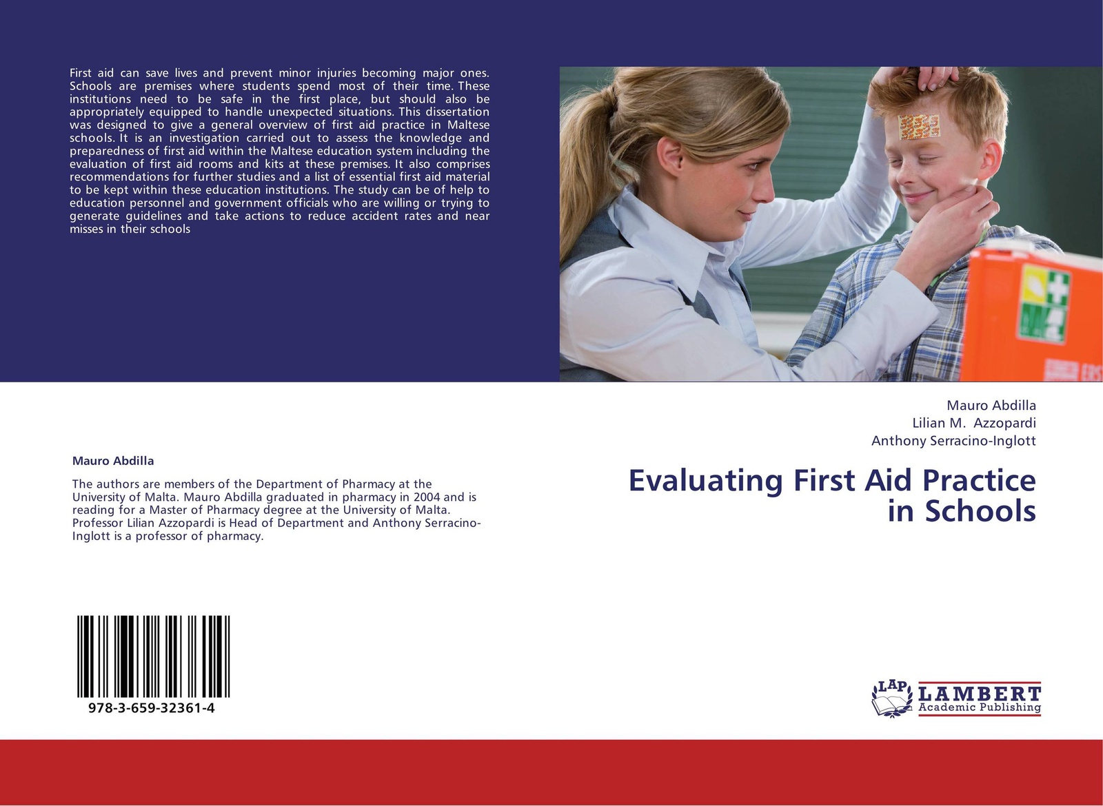 Фото - Mauro Abdilla,Lilian M. Azzopardi and Anthony Serracino-Inglott Evaluating First Aid Practice in Schools левчук и костюченко м назаров а first aid in case of accidents and emergency situations course book